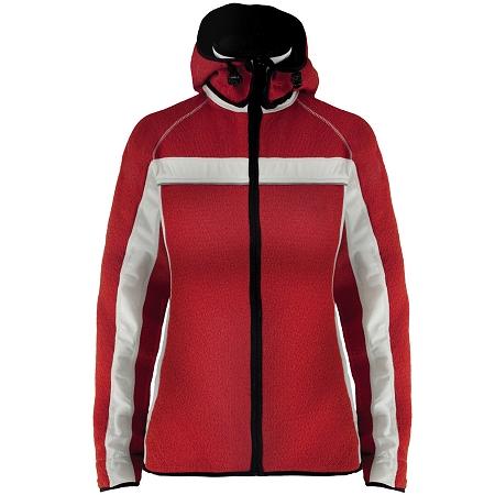Dale of Norway Totta Feminine Jacket Red
