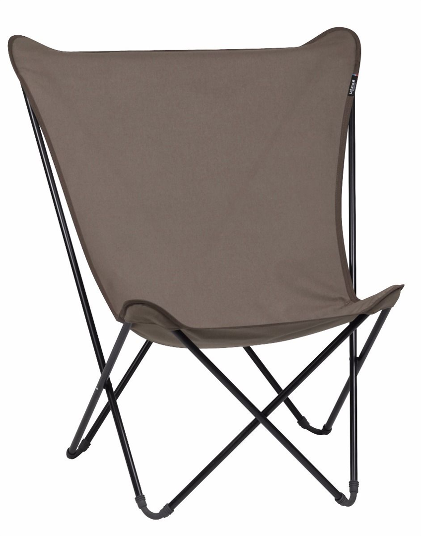 Lafuma Chair Maxi Pop Up Airlon Gres (Bruin) | Veneboer Camping & Outdoor