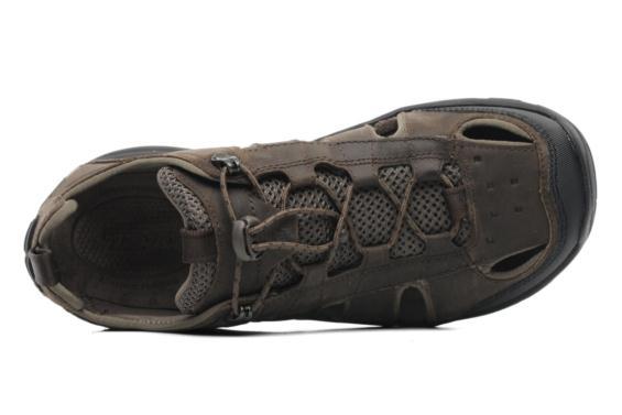 e11c06c1d4ff Teva Kimtah Sandal Leather M Turkish Coffee